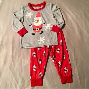 Other - 2 Piece Christmas Pajama Set 2T